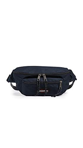 Eastpak Doggy Bag Riñonera, 27 Cm, 3 L, Azul (Cloud Navy)