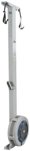 Concept2 Unisex Ski-Ergometer mit PM4, grau, 61 x 132 x 215,9 cm