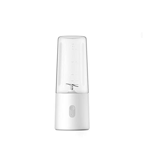 SXXYTCWL Blender portátil for Jugo, Batidos y Batidos, USB Recargable, BPA Gratis, 350 ml, for el Gimnasio de la Oficina Deportiva en el hogar y al Aire Libre jianyou