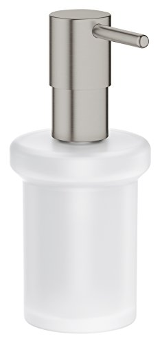Grohe Essentials Seifenspender, supersteel, 1 Stück, 40394DC1