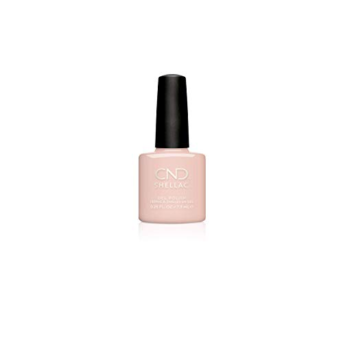 CND Shellac, Gel de manicura y pedicura (Tono Unmasked Undressed) - 7.3 ml.