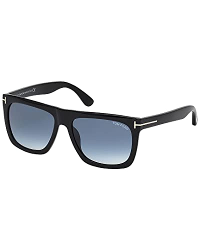 Tom Ford Unisex Morgan 57Mm Sunglasses