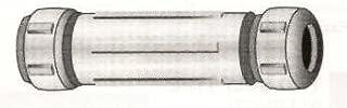 1-1/2'' IPS Brass Dresser Coupling