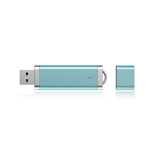KEXIN Flash Drive 64GB Thumb Drive USB Flash Drive USB Stick 64G Memory Stick USB Drive Pen Drive Jump Drive with LED Light for Data Storage, File Sharing