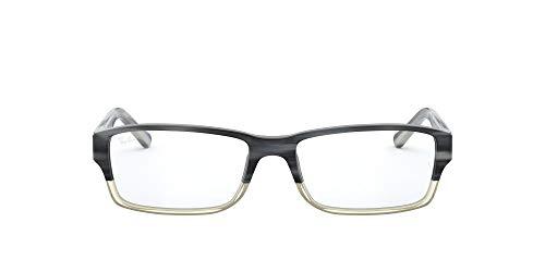 Ray-Ban 5169, Montature Uomo, Grigio (Grey), 52