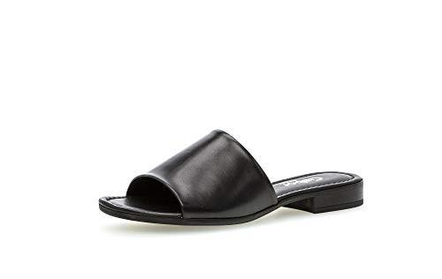 Gabor Sandali da donna, sandali da donna, taglio medio (G), Nero (Nero 57.), 40 EU