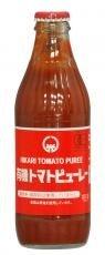 ヒカリ 有機トマトピューレー 320g×8
