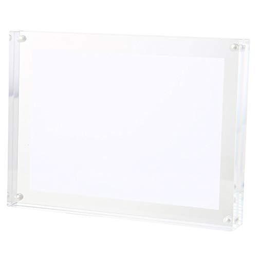 Muji Foto-Rahmen, Kunststoff, Weiss, Mittelgroße