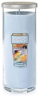 Yankee Candle Large Crisp Morning AIR Perfect Pillar Candle
