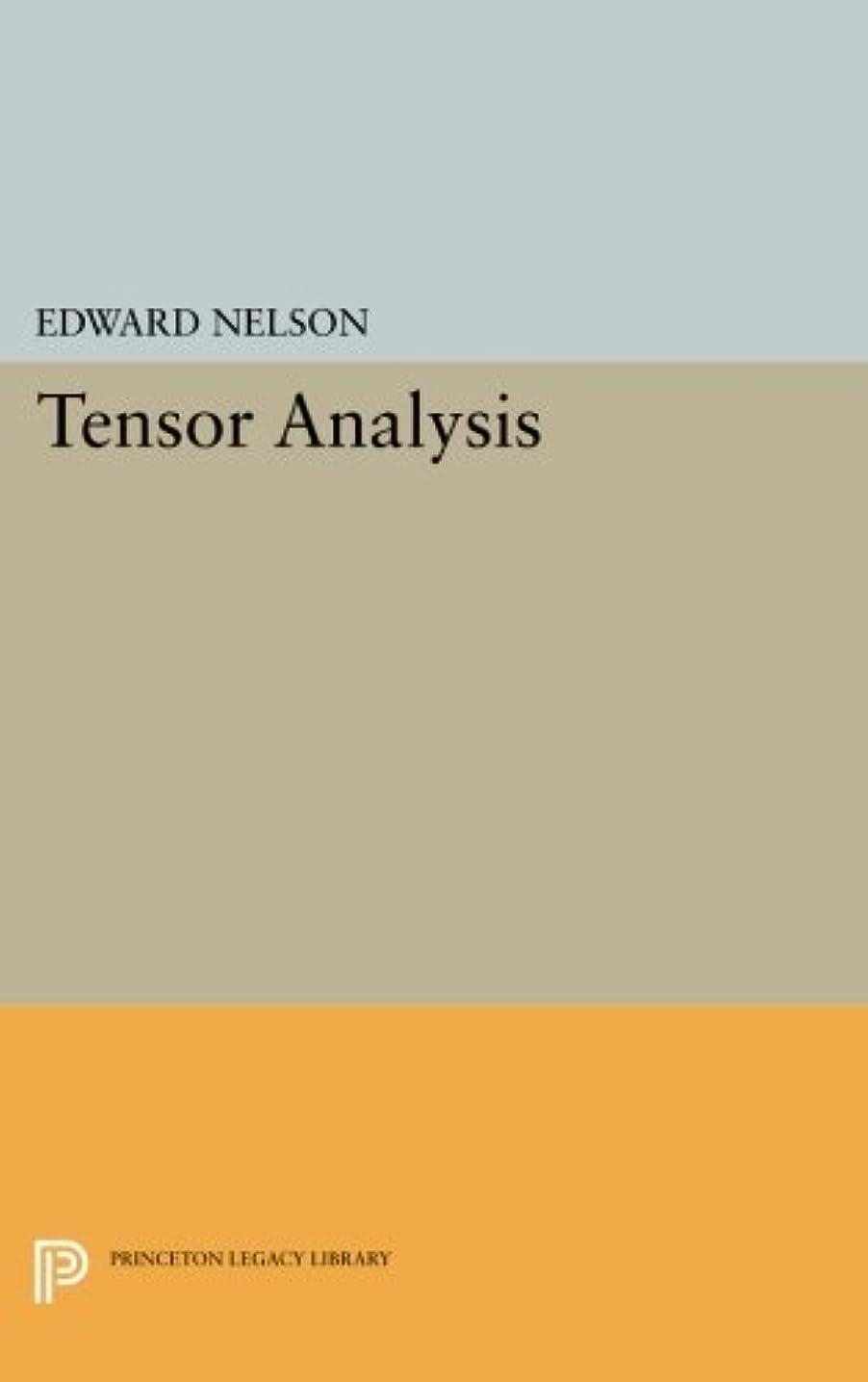 欲しいです帆抑止するTensor Analysis (Princeton Legacy Library)