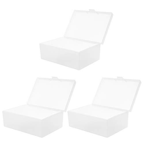 HEALLILY 3Pcs Caso Pill Box Organizer Medicina Recipiente de Viagem Portátil para Pocket Bolsa Família Pequena Caixa de Armazenamento de Medicina de Emergência de Segurança