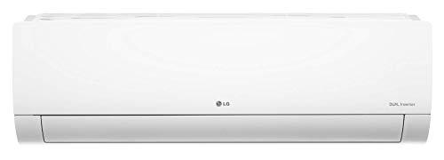 LG 1.5 Ton 5 Star Dual Inverter Split AC (Copper, KS-Q18HNZD, White)