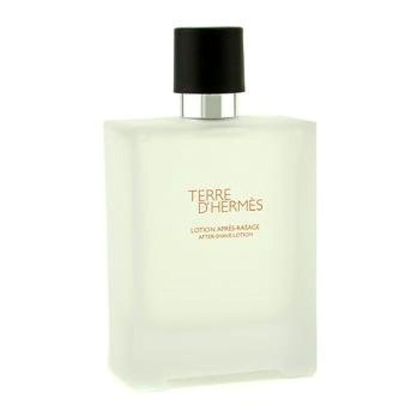 コンソール入るマルクス主義者Hermes Terre D'Hermes After Shave Lotion - 100ml/3.3oz by Hermes [並行輸入品]