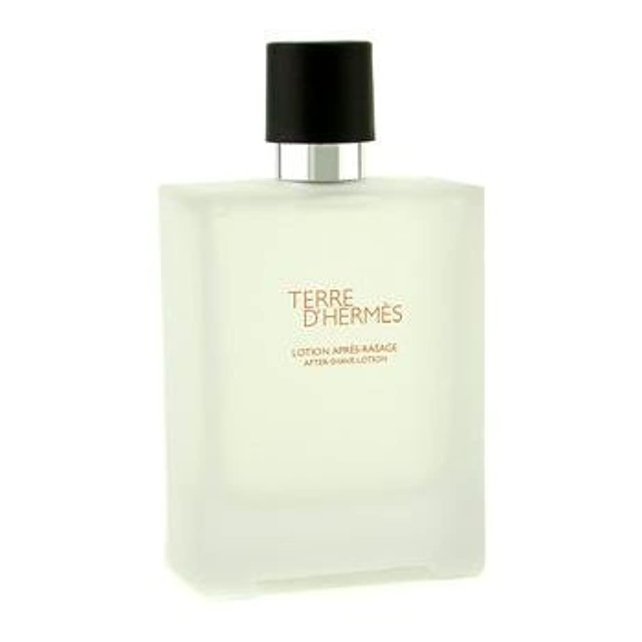 今上に主Hermes Terre D'Hermes After Shave Lotion - 100ml/3.3oz by Hermes [並行輸入品]
