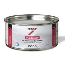 Spies Hecker Raderal® IR Premium Spachtel 2035 | 2.00kg Dose | 37020357 | Made in Germany
