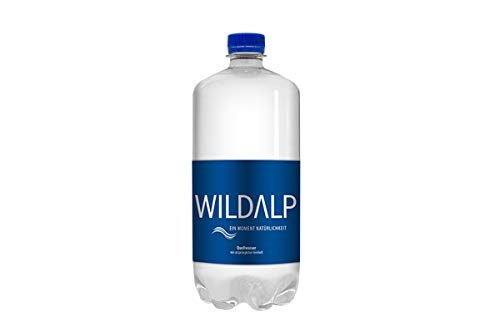 Wildalp-Quellwasser 48x1,00 Liter PET-Flaschen