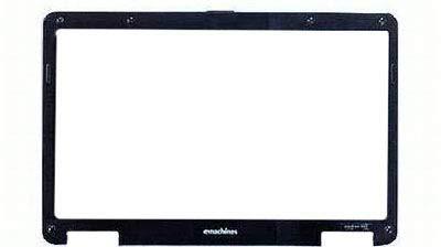 Acer 60.N9K02.004Lünette Lünette Extra, eMachines E730Laptop Notebook zusätzliche Komponente–Komponenten, Emachine E730G