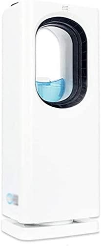 Enfriador de aire portátil con control remoto, refrigerador evaporativo de ventilador eléctrico sin brillo, ajuste de 3 pasos Temporizador de 8 horas para dormitorio en el hogar Enfriadores evaporativ
