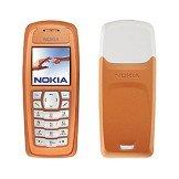 Nokia Cover Orange für 3100