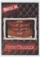 Petey Williams (Trading Card) 2008 TRISTAR TNA Wrestling Impact! - Muscles, Ink #MI-3