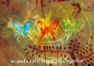 "w-inds. Live Tour 2005 ""ageha"" [DVD]"
