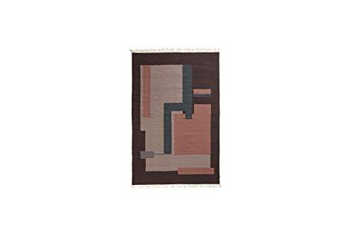 Nordal Wollteppich Blush | ein Design-Teppich, robust