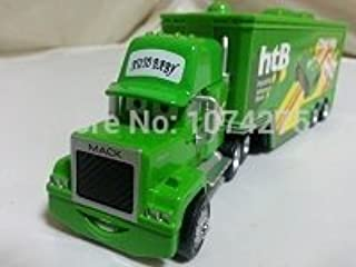 Pixar Cars Toys Diecast No.86 Chick Hicks Truck Metal 1:55 Scale
