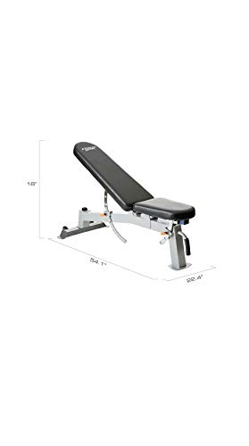Fitness Gear Pro Utility Weight Bench UB|600