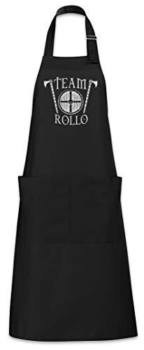 Urban Backwoods Team Rollo Grillschürze Kochschürze