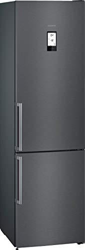 Siemens KG39NHXEP iQ500 - Congelador independiente con zona de congelación inferior/A++ / 273 kWh/año / 366 l/Wi-Fi con Home Connect/Sistema de frescor hyperFresh/noFrost