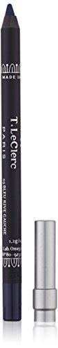 Impermeable lápiz de ojos Azules T.LeClerc Rive Gauche, Paquete 1er (1 x 1 ml)