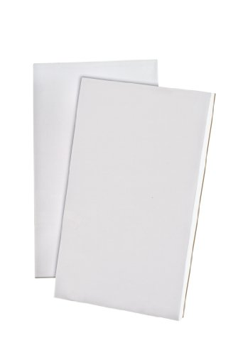 Ampad Scratch Pad, Size 3 x 5, White Paper, No Ruling, 100 Sheets per Pad (21-430), Pack of 12