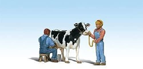 Woodland Scenics G Milkin' Ol Bessie WOOA2553 by Woodland Scenics