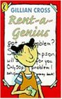Confident Readers Rent A Genius (Young Puffin Story Books S.)