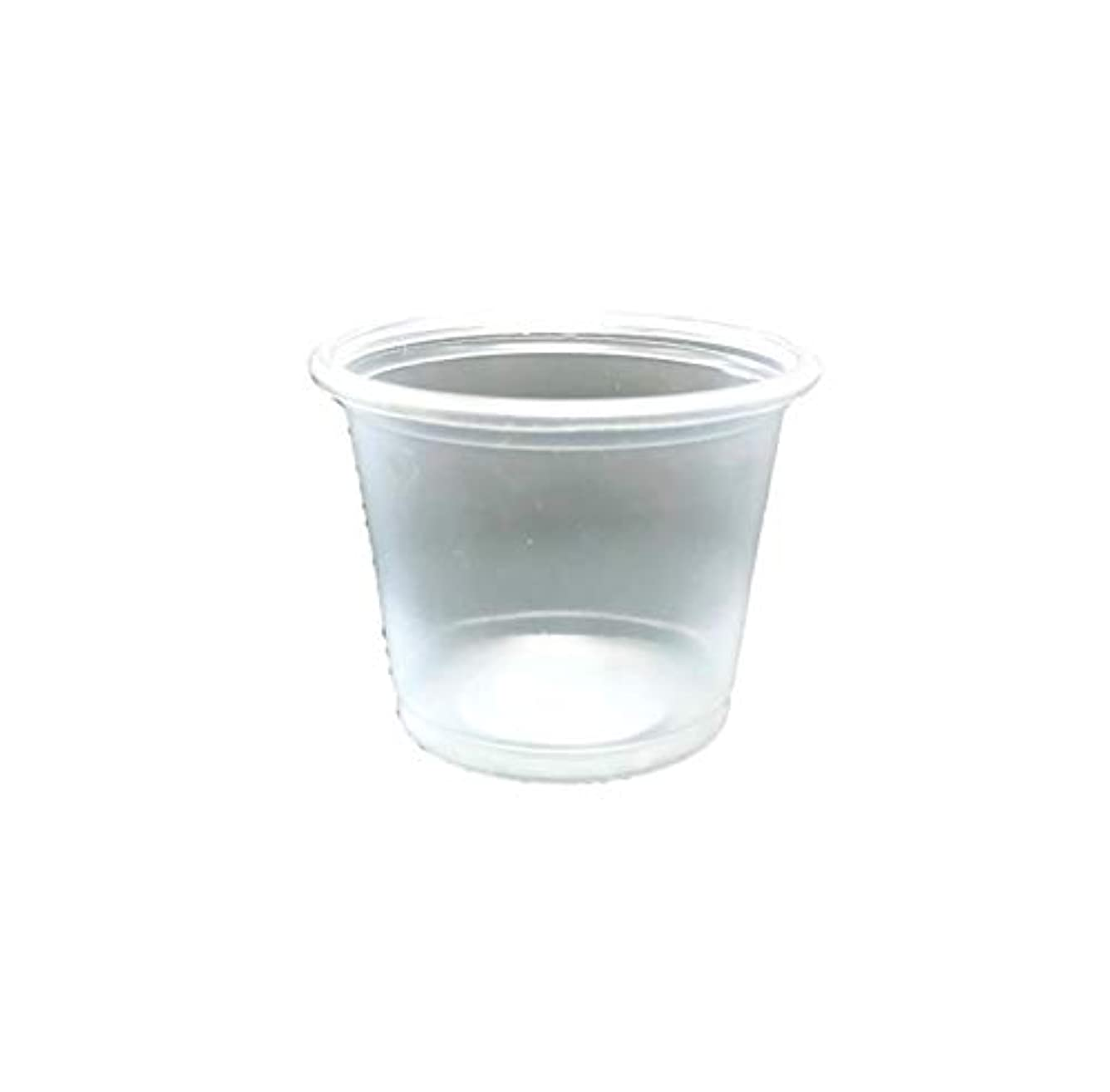 更新それに応じてマーキーニッチプラス 熱さに強い試飲?試食カップ クリア 1オンス30ml 250個入