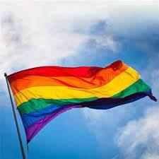 Rainbow Flag 5'X3' Bandera Rainbow 100% Fabricado en Espana