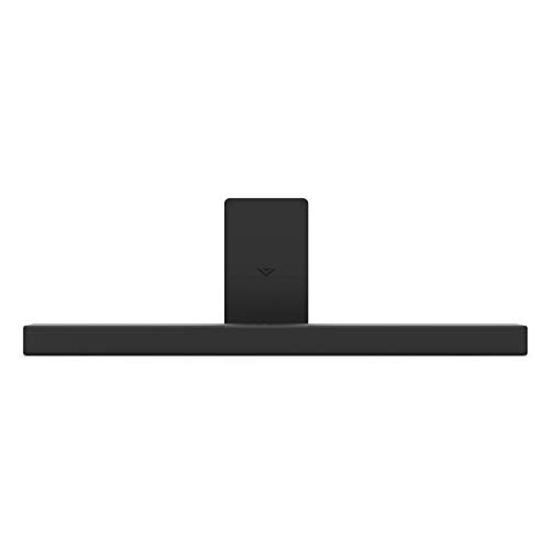 "VIZIO SB3621n-H8 36"" 2.1 Channel Home Theater Surround Sound Bar with Bluetooth – DTS Virtual:X, Wireless Subwoofer, Digital Coaxial, Optical, Display Remote"