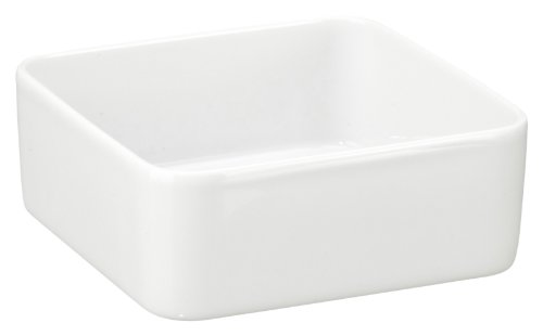 Arzberg Form 3330 Küchenfreunde Frischebox mit Kunsstoffdeckel 15 x 15cm, transparent