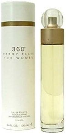 Amazon.com : Perry Ellis 360 Eau De Toilette Spray 6.8 Oz ...