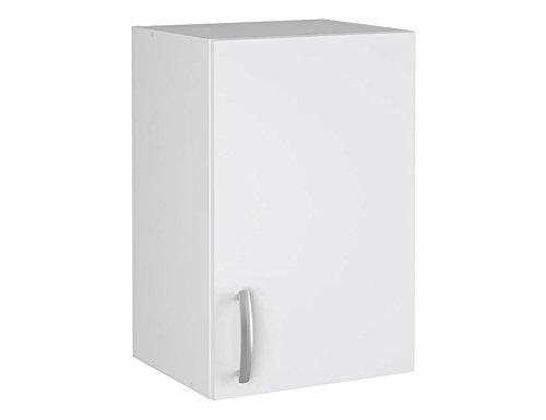 PEGANE Meuble Haut de Cuisine Nova Coloris Blanc - Dim :40 x 60 x 28 cm