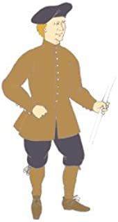 17th century costume patterns