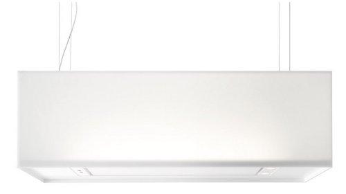 Novy Zen 7500 1080 m³/h Hängeleuchte, Edelstahl, weiß – Dunstabzugshauben (1080 m³/h, Umluft, 67 dB, Hängeleuchte, Edelstahl, weiß, Edelstahl)