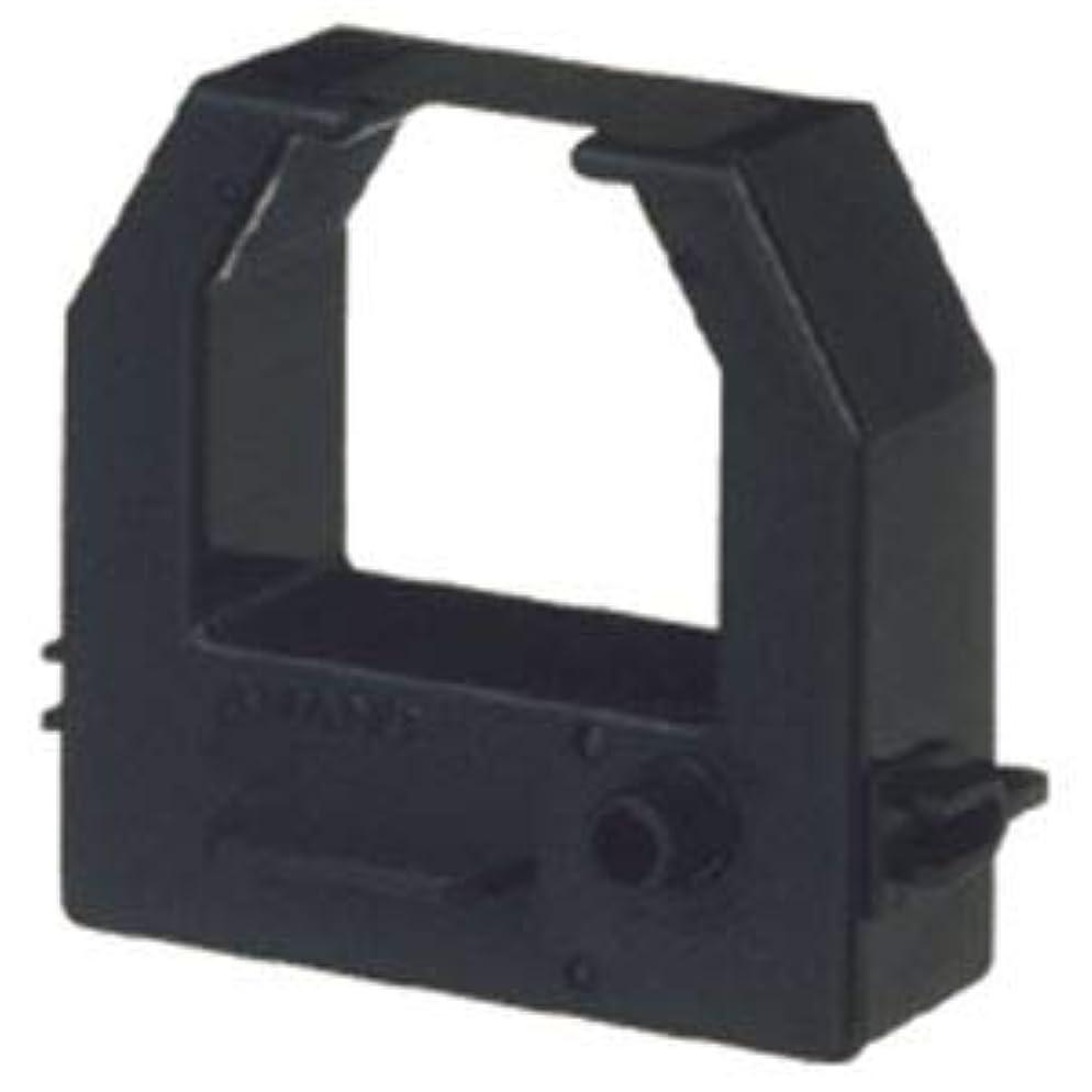 石炭店主訪問(まとめ)アマノ タイムレコーダー用インクリボンカセット 黒 CE319250 1個【×2セット】 〈簡易梱包