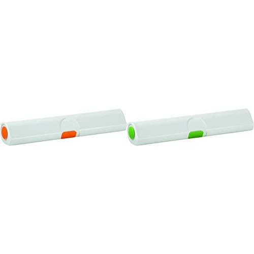Emsa 508268 Folienschneider für Alu- oder Frischhaltefolie + 508270 Folienschneider für Alu- oder Frischhaltefolie