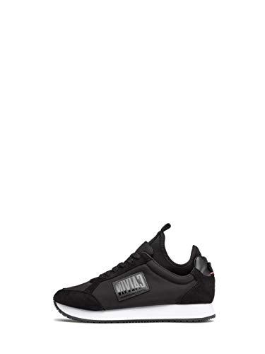 Sneakers Uomo CALVIN KLEIN Jeans jodey b4s0715 45 Nero