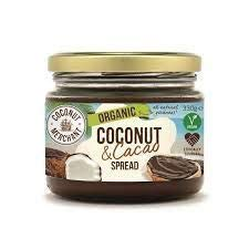 Coconut Merchant | Organic Coconut & Cacao Spread | 11 x 330g (IT)
