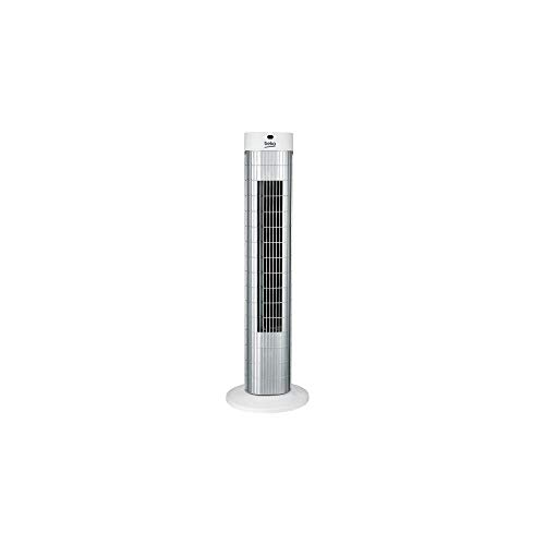 Beko EFW5000WS Ventilatore a Colonna, Bianco