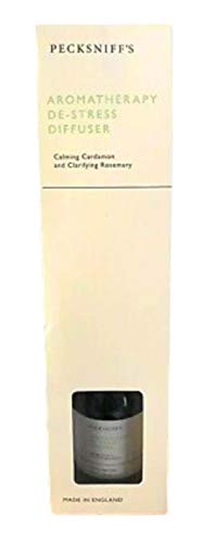 Pecksniffs Aromatherapy De Stress Reed Diffuser