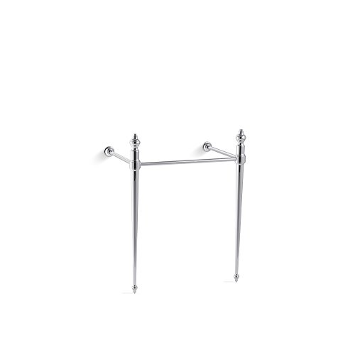 KOHLER 30003-CP Memoirs Console Tables, Polished Chrome