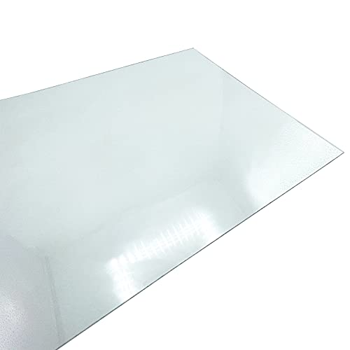 Redline PETG 0.5mm Clear Acrylic Plastic Sheet Panel A4 A3 Sizes UK Perspex for Dolls House Windows (A3)